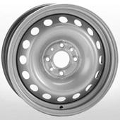 Автомобильный колесный диск R14 4*108 Trebl-6355T S - W5.5 Et37 D63.4