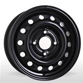 Автомобильный колесный диск R15 4*114,3 Trebl-64E45M B - W6.0 Et45 D66.1