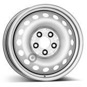Автомобильный колесный диск R16 5*112 Alcar-6501 Silver - W6.5 Et52 D66.6