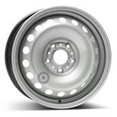 Автомобильный колесный диск R15 5*108 Alcar-7215 Silver - W6 Et44 D60.1