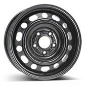 Автомобильный колесный диск R15 5*114,3 Alcar-7223 (Mazda) Black - W6 Et50 D67.1