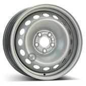 Автомобильный колесный диск R15 5*98 Alcar-7395 Silver - W6 Et39 D58.1