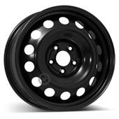 Автомобильный колесный диск R16 5*108 Alcar-7461 Black - W6.5 Et47 D65.1