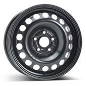 Автомобильный колесный диск R15 5*105 Alcar-7710 Black - W6 Et39 D56.6
