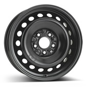 Автомобильный колесный диск R15 5*114,3 Alcar-7945 Black - W6 Et50 D64.1