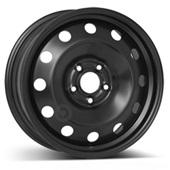 Автомобильный колесный диск R17 5*114,3 Alcar-8266 Black - W7 Et48 D67.1