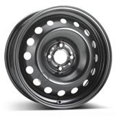 Автомобильный колесный диск R16 4*100 Alcar-8312 Black - W6.5 Et40 D60.1