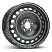 Автомобильный колесный диск R16 5*108 Alcar-8325 Black - W6.5 Et50 D63.4