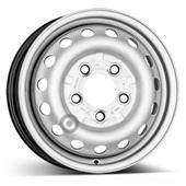Автомобильный колесный диск R15 5*130 Alcar-8445 Silver - W6 Et83 D84.1