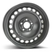Автомобильный колесный диск R16 5*108 Alcar-8465 Black - W6.5 Et50 D63.4