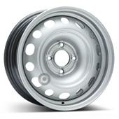 Автомобильный колесный диск R15 4*108 Alcar-8477 Silver - W6.5 Et27 D65.1