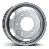 Автомобильный колесный диск R16 6*200 Alcar-8733 Silver - W5.5 Et110 D142.1