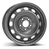 Автомобильный колесный диск R15 5*108 Alcar-8795 Black - W6 Et52 D63.4