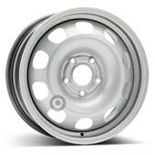 Автомобильный колесный диск R16 5*114,3 Alcar-8873 (Duster) Silver - W6.5 Et50 D66.1
