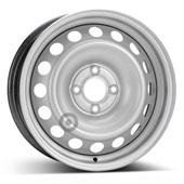 Автомобильный колесный диск R15 4*100 Alcar-8932 Silver - W6 Et40 D60.1