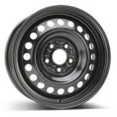 Автомобильный колесный диск R16 5*114,3 Alcar-8987 (Kia Sportage 3) Black - W6.5 Et31 D67.1