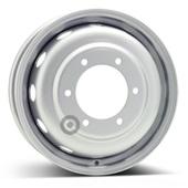 Автомобильный колесный диск R16 6*180 Alcar-9037 Silver - W5 Et115 D138.8