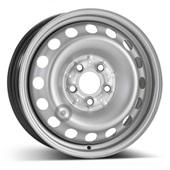 Автомобильный колесный диск R16 5*112 Alcar-9095 Silver - W6 Et54 D66.6