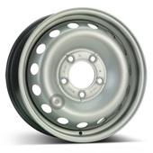 Автомобильный колесный диск R16 5*130 Alcar-9133 Silver - W6.5 Et66 D89.1