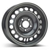 Автомобильный колесный диск R15 5*110 Alcar-9245 Black - W6.5 Et35 D65.1