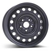 Автомобильный колесный диск R16 5*114,3 Alcar-9265 (Toyota) Black - W6.5 Et45 D60.1