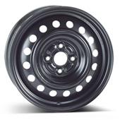 Автомобильный колесный диск R15 4*100 Alcar-9285 Black - W6 Et45 D54.1