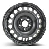 Автомобильный колесный диск R16 5*115 Alcar-9327 Black - W6.5 Et41 D70.1