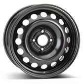 Автомобильный колесный диск R16 4*108 Alcar-9337 Black - W7 Et32 D65.1