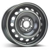 Автомобильный колесный диск R15 5*108 Alcar-9360 Black - W6.5 Et50 D60.1
