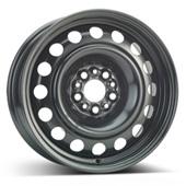 Автомобильный колесный диск R15 5*98 Alcar-9385 Black - W6.5 Et31 D58.1