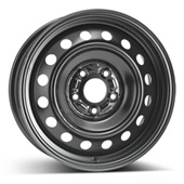 Автомобильный колесный диск R16 5*114,3 Alcar-9407 (Mitsubishi) Black - W6.5 Et38 D67.1