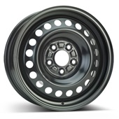 Автомобильный колесный диск R16 5*114,3 Alcar-9427 (Mitsubishi ASX) Black - W6.5 Et46 D67.1