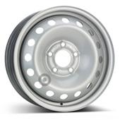 Автомобильный колесный диск R16 5*118 Alcar-9506 Silver - W6 Et50 D71.1