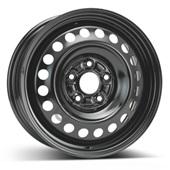 Автомобильный колесный диск R16 5*114,3 Alcar-9527 Black - W6.5 Et50 D64.1