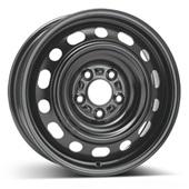 Автомобильный колесный диск R16 5*114,3 Alcar-9532 (Mazda) Black - W6 Et50 D67.1