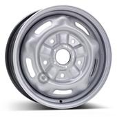 Автомобильный колесный диск R16 5*160 Alcar-9597 Silver - W5.5 Et56 D65.1