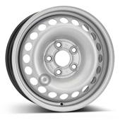 Автомобильный колесный диск R16 5*120 Alcar-9685 Silver - W6.5 Et51 D65.1