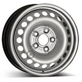 Автомобильный колесный диск R16 5*120 Alcar-9686 (VW T5, T6) Silver - W6.5 Et52 D65.1