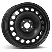 Автомобильный колесный диск R17 5*108 Alcar-9937 Black - W7.5 Et52 D63.4
