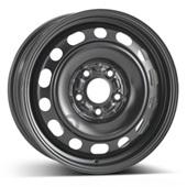 Автомобильный колесный диск R16 5*114,3 Alcar-9980 (Mazda) Black - W6.5 Et52 D67.1