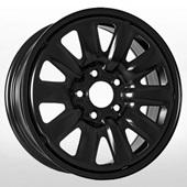 Автомобильный колесный диск R17 5*114,3 Alcar-9997 Black - W7 Et35 D60.1