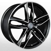 Автомобильный колесный диск R18 5*112 A102 BKF (Audi) - W8.0 Et39 D66.6