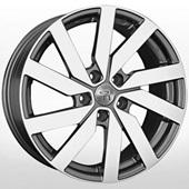 Автомобильный колесный диск R16 5*112 A151 GMF (Audi) - W6.5 Et43 D57.1