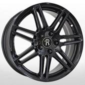 Автомобильный колесный диск R17 5*112 A25 BK (Audi) - W7.5 Et28 D66.6