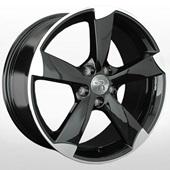 Автомобильный колесный диск R17 5*112 A56 BKF (Audi) - W7.5 Et45 D66.6