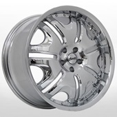 Автомобильный колесный диск R20 5*112 AD-DE22 CHP - W8.5 Et35 D73.1
