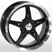 Автомобильный колесный диск R17 5*112 AD-SG29 GBLP - W7 Et40 D73.1