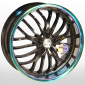 Автомобильный колесный диск R20 5*120 AD-SG79 MBTR - W8.5 Et20 D74.1