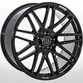 Автомобильный колесный диск R21 5*130 ALLANTE-1003 BLACK - W10.0 Et45 D84.1