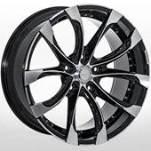 Автомобильный колесный диск R22 5*150 ALLANTE-1091 BF - W10.0 Et45 D110.1